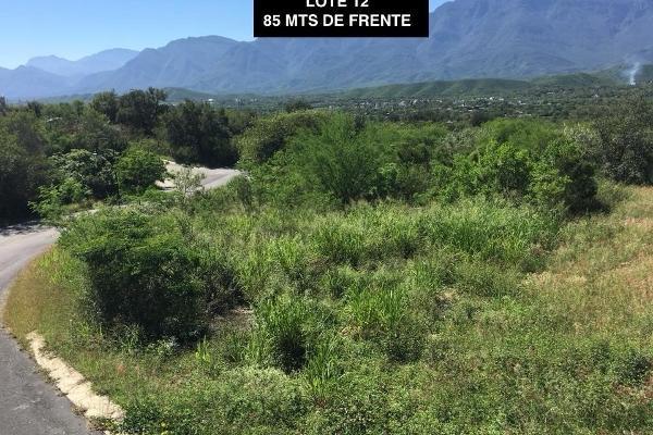 Foto de terreno habitacional en venta en s/n , las misiones, santiago, nuevo león, 10282433 No. 07