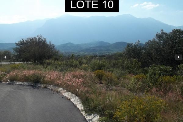 Foto de terreno habitacional en venta en s/n , las misiones, santiago, nuevo león, 10282433 No. 09