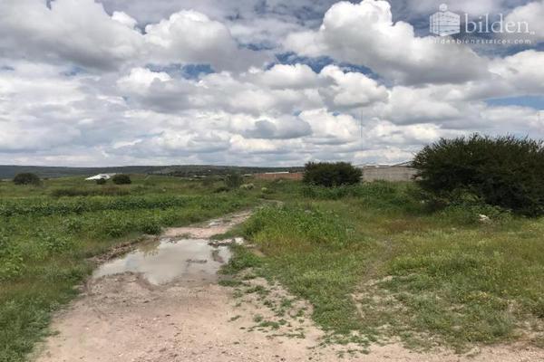 Foto de terreno comercial en venta en s/n , la huerta, durango, durango, 14745232 No. 01