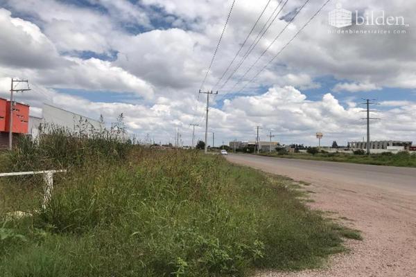 Foto de terreno comercial en venta en s/n , la huerta, durango, durango, 14745232 No. 04