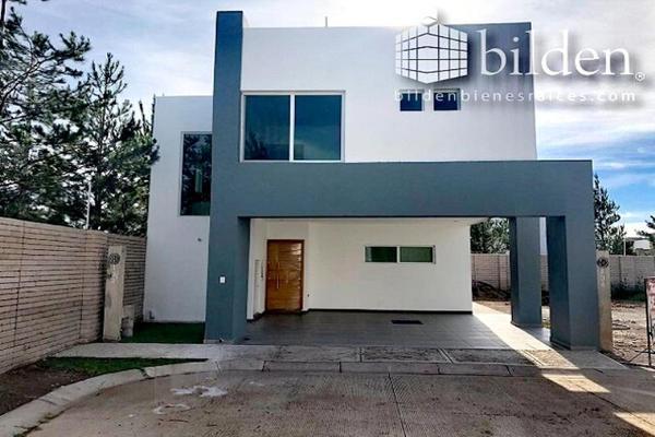 Foto de casa en venta en s/n , la joya, durango, durango, 10164440 No. 01