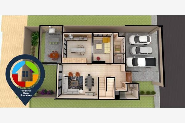 Foto de casa en venta en s/n , la joya privada residencial, monterrey, nuevo león, 9947363 No. 03