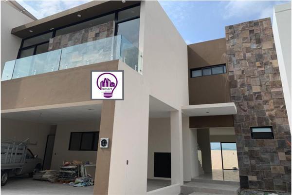 Foto de casa en venta en s/n , la joya privada residencial, monterrey, nuevo león, 9949098 No. 01