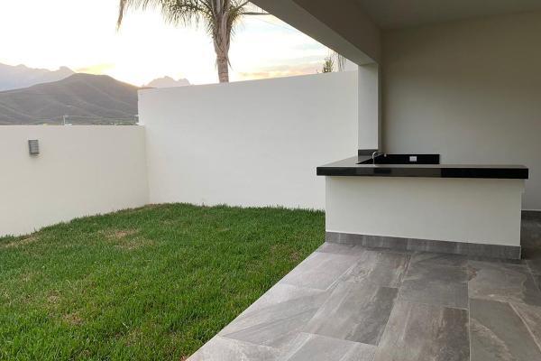 Foto de casa en venta en s/n , la joya privada residencial, monterrey, nuevo león, 9949917 No. 04