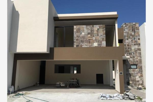 Foto de casa en venta en s/n , la joya privada residencial, monterrey, nuevo león, 9953208 No. 01
