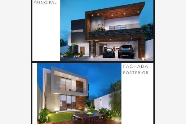 Foto de casa en venta en s/n , la joya privada residencial, monterrey, nuevo león, 9955802 No. 01