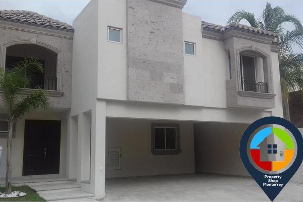 Foto de casa en venta en s/n , la joya privada residencial, monterrey, nuevo león, 9959194 No. 01