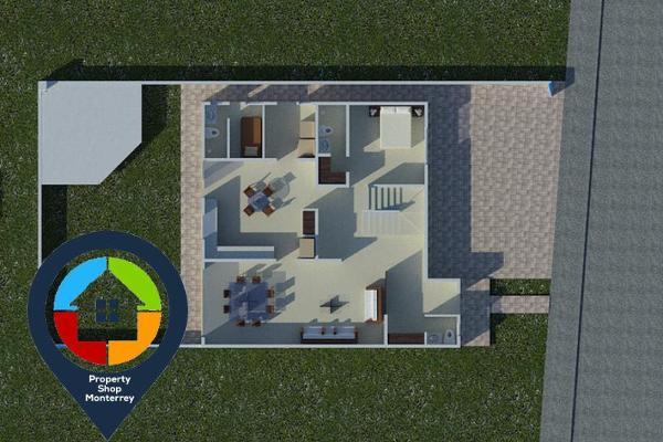 Foto de casa en venta en s/n , la joya privada residencial, monterrey, nuevo león, 9959194 No. 02