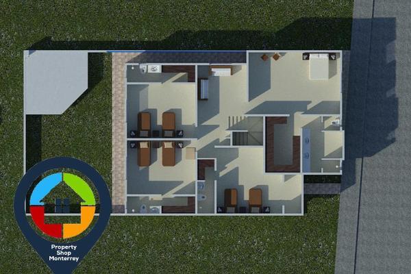 Foto de casa en venta en s/n , la joya privada residencial, monterrey, nuevo león, 9959194 No. 03