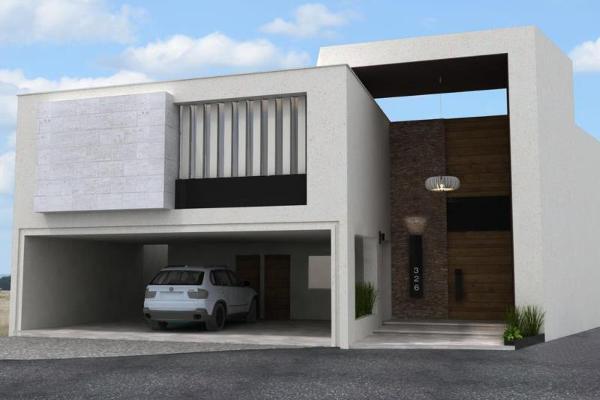 Foto de casa en venta en s/n , la joya privada residencial, monterrey, nuevo león, 9963297 No. 01