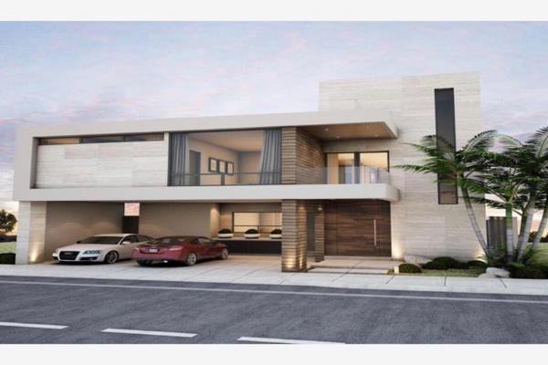 Foto de casa en venta en s/n , la joya privada residencial, monterrey, nuevo león, 9966206 No. 01