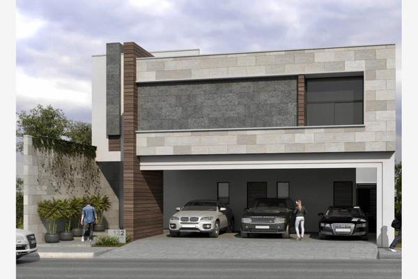 Foto de casa en venta en s/n , la joya privada residencial, monterrey, nuevo león, 9971253 No. 01