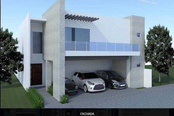 Foto de casa en venta en s/n , la joya privada residencial, monterrey, nuevo león, 9973906 No. 01