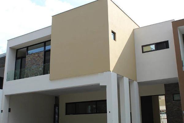 Foto de casa en venta en s/n , la joya privada residencial, monterrey, nuevo león, 9976663 No. 01