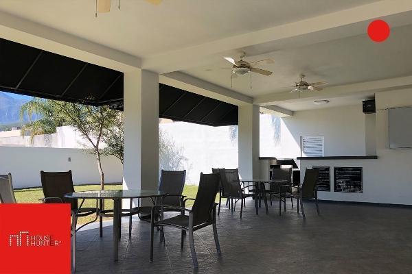 Foto de casa en venta en s/n , la joya privada residencial, monterrey, nuevo león, 9981532 No. 04
