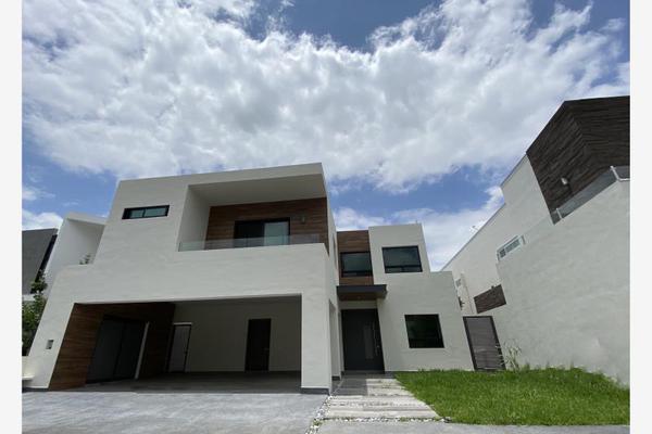 Foto de casa en venta en s/n , la joya privada residencial, monterrey, nuevo león, 9983699 No. 01