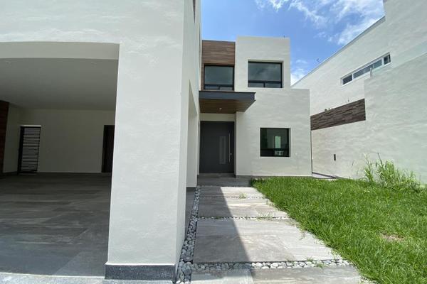 Foto de casa en venta en s/n , la joya privada residencial, monterrey, nuevo león, 9983699 No. 04
