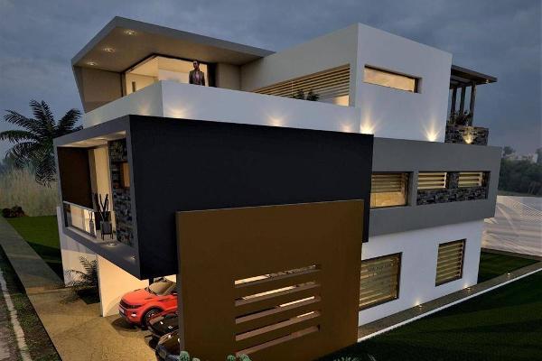 Foto de casa en venta en s/n , la joya privada residencial, monterrey, nuevo león, 9984743 No. 01