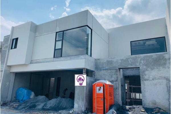 Foto de casa en venta en s/n , la joya privada residencial, monterrey, nuevo león, 9994143 No. 01