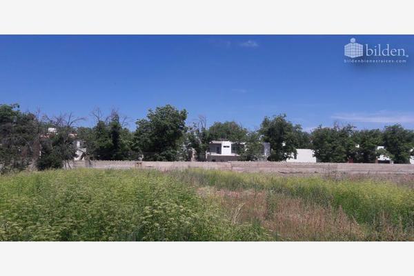 Foto de terreno habitacional en venta en s/n , la luz, durango, durango, 9955315 No. 01