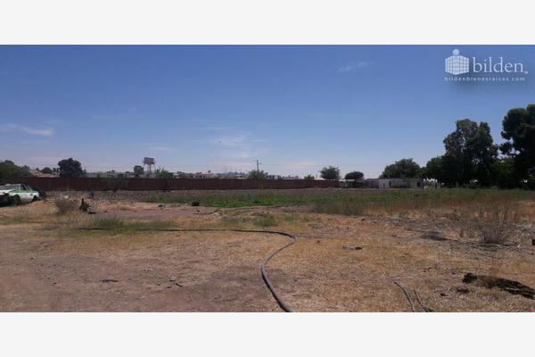 Foto de terreno habitacional en venta en s/n , la luz, durango, durango, 9955315 No. 02