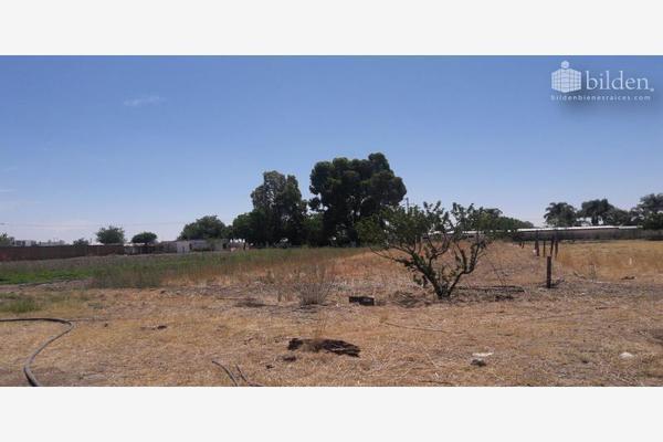 Foto de terreno habitacional en venta en s/n , la luz, durango, durango, 9955315 No. 03