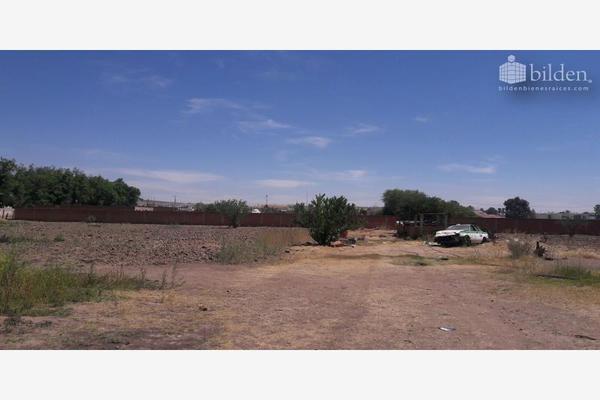 Foto de terreno habitacional en venta en s/n , la luz, durango, durango, 9955315 No. 04