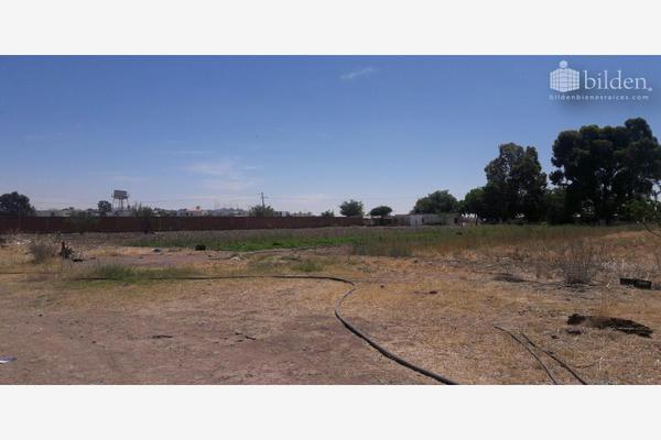 Foto de terreno habitacional en venta en s/n , la luz, durango, durango, 9955315 No. 05
