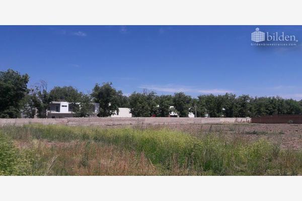 Foto de terreno habitacional en venta en s/n , la luz, durango, durango, 9955315 No. 06