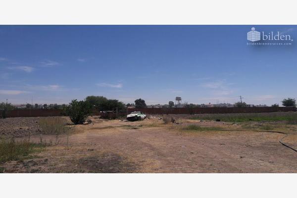Foto de terreno habitacional en venta en s/n , la luz, durango, durango, 9955315 No. 07