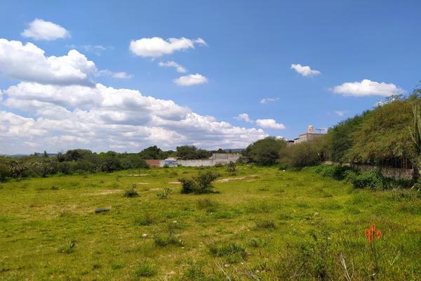 Foto de terreno habitacional en venta en sn , la magdalena, tequisquiapan, querétaro, 0 No. 08