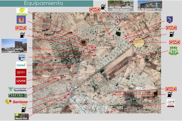 Foto de terreno habitacional en venta en s/n , la partida, torreón, coahuila de zaragoza, 8800927 No. 03