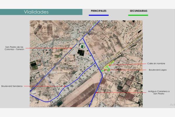 Foto de terreno habitacional en venta en s/n , la partida, torreón, coahuila de zaragoza, 8800927 No. 04