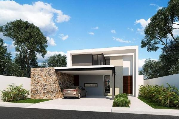 Foto de casa en venta en s/n , la reja, mérida, yucatán, 10000496 No. 01