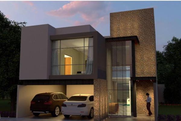 Foto de casa en venta en s/n , la rioja privada residencial 1era. etapa, monterrey, nuevo león, 9985255 No. 01