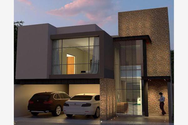 Foto de casa en venta en s/n , la rioja privada residencial 2da etapa, monterrey, nuevo león, 9999532 No. 01