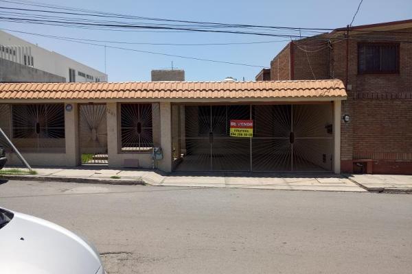 Foto de casa en venta en s/n , la salle, saltillo, coahuila de zaragoza, 9970549 No. 01