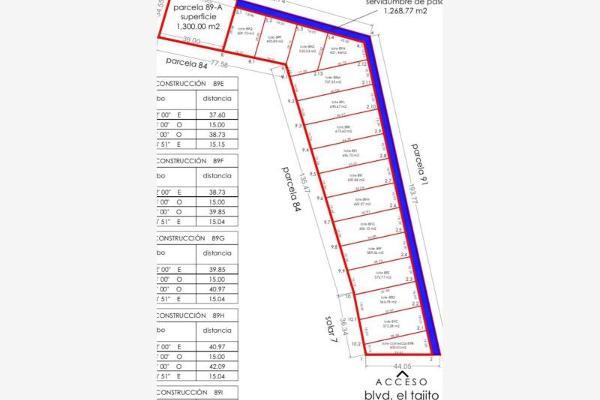 Foto de terreno habitacional en venta en s/n , la unión, torreón, coahuila de zaragoza, 5362688 No. 01