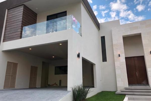 Foto de casa en venta en s/n , la vereda privada residencial, monterrey, nuevo león, 9983744 No. 01