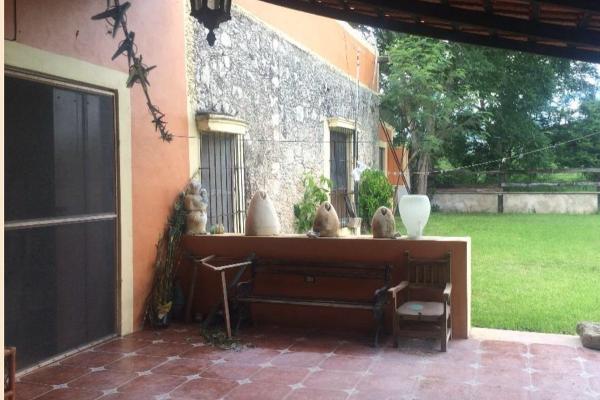 Foto de rancho en venta en s/n , las américas mérida, mérida, yucatán, 9950594 No. 12