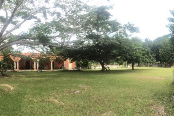 Foto de rancho en venta en s/n , las américas mérida, mérida, yucatán, 9950594 No. 20