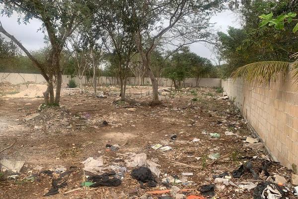 Foto de terreno habitacional en venta en s/n , las américas mérida, mérida, yucatán, 9980645 No. 07
