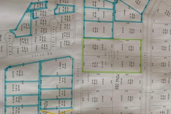 Foto de terreno habitacional en venta en s/n , las américas mérida, mérida, yucatán, 9980645 No. 12
