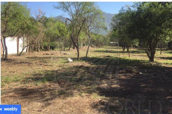 Foto de terreno comercial en venta en s/n , las cristalinas, santiago, nuevo león, 9981150 No. 03