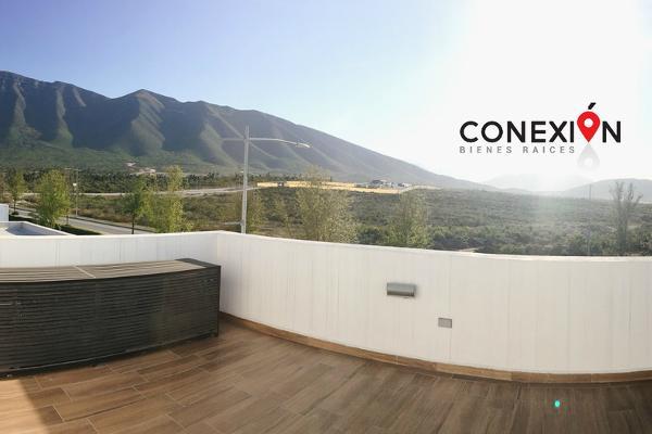 Foto de casa en venta en s/n , las cumbres 1 sector, monterrey, nuevo león, 9976717 No. 09