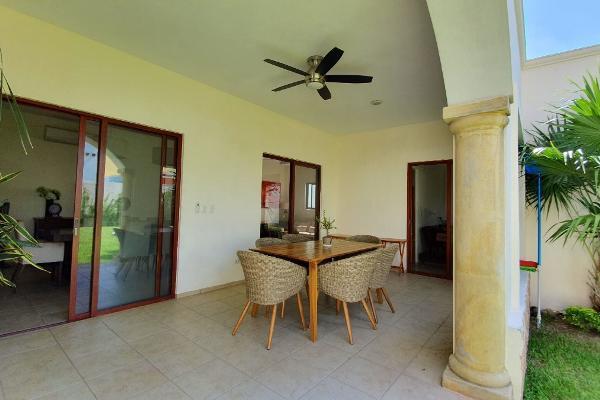 Foto de casa en venta en s/n , las fincas, mérida, yucatán, 9957499 No. 17