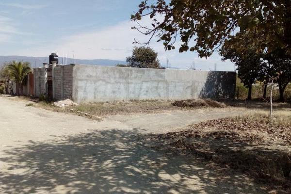 Foto de terreno comercial en venta en s/n , ribera las flechas, chiapa de corzo, chiapas, 5687413 No. 01
