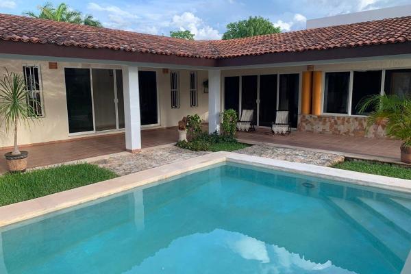 Foto de casa en venta en s/n , las margaritas de cholul, mérida, yucatán, 9949078 No. 02