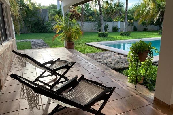 Foto de casa en venta en s/n , las margaritas de cholul, mérida, yucatán, 9949078 No. 03