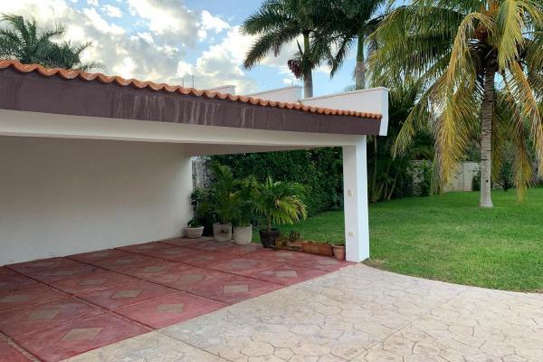 Foto de casa en venta en s/n , las margaritas de cholul, mérida, yucatán, 9949078 No. 18